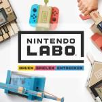 任天堂 Labo 玩樂心得:超乎想像的科技紙箱