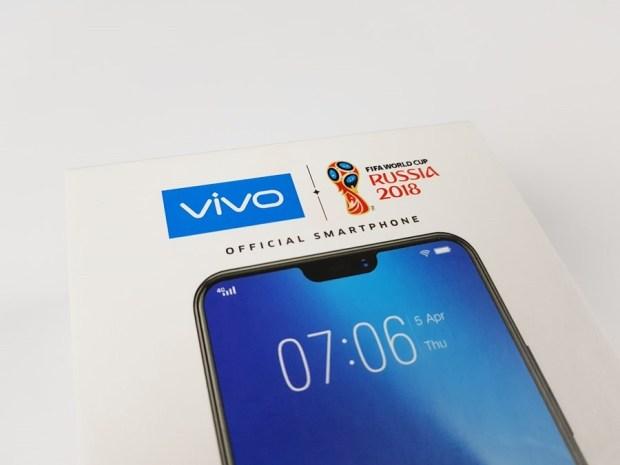 [評測] vivo V9:中階機的規格卻只要入門機的價格,90% 高佔比全螢幕手機 20180516_183226
