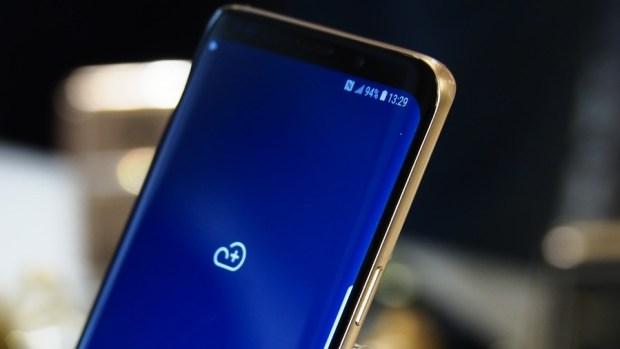 Galaxy S9+ 推出「晨漾金」新色,「金」得有質感! 5284075