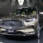 全新 Infiniti QX50 中國於 6/10 上市,台灣預計於第四季開始交車