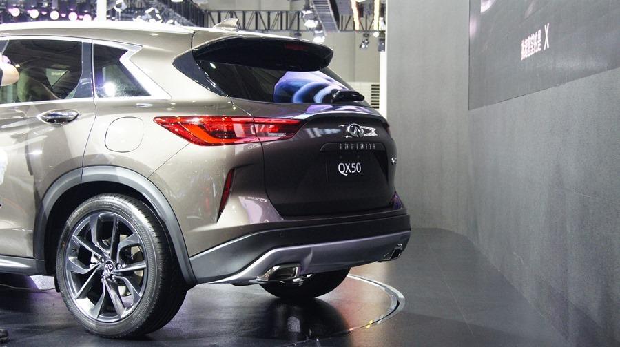 全新 Infiniti QX50 中國於 6/10 上市,台灣預計於第四季開始交車 DSC7011