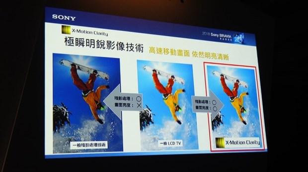 影像與色彩表現再升級,2018 Sony Bravia 電視全系列發表 DSC9790