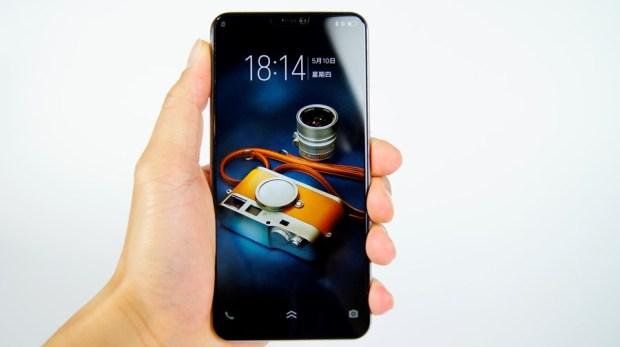 [評測] vivo V9:中階機的規格卻只要入門機的價格,90% 高佔比全螢幕手機 DSC9869