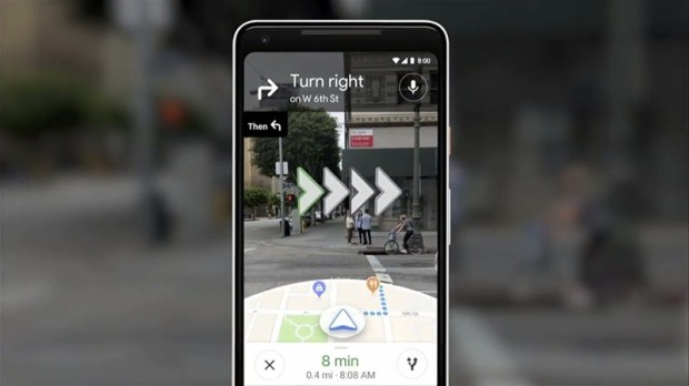 Google I/O:Google持續導入 AI 讓科技更聰明,Android 9.0 亮相並開放下載(beta版) Google-VPS-%E8%A6%96%E8%A6%BA%E5%AE%9A%E4%BD%8D%E7%B3%BB%E7%B5%B1