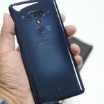 HTC U12+發表,DxOMark 103分超強攝影、進化的 Edge Sense 2、美背透視藍水漾玻璃