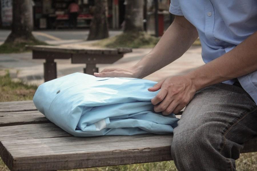 給機車通勤族的全球首件純棉式雨衣 IMG_9796-2-900x600