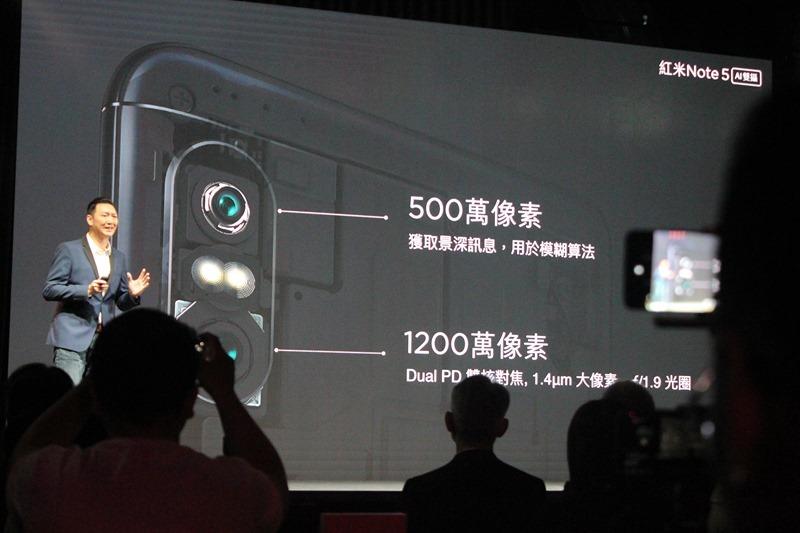 超高CP值紅米 Note 5、DxOMark 分數破百小米MIX 2S 將於5/9同步開賣 IMG_9964