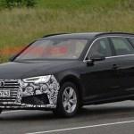 Audi A4 小改款被捕獲,外觀變化不大