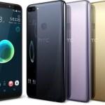 HTC Desire 12+ 六吋大螢幕手機開放預購,單機售價 7,490 元
