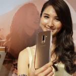 Galaxy S9+ 推出「晨漾金」新色,「金」得有質感!