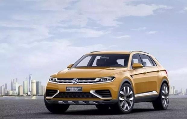 跑格休旅車正流行,福斯 Tiguan 不只有 Allspace,還會有 Tiguan Coupe 車型 w640_h407_33430af626824f7cb42605ef908c203c
