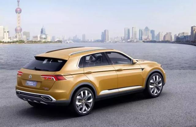 跑格休旅車正流行,福斯 Tiguan 不只有 Allspace,還會有 Tiguan Coupe 車型 w640_h415_f8a84a83fe7d4f17a24781df4c0a57ed