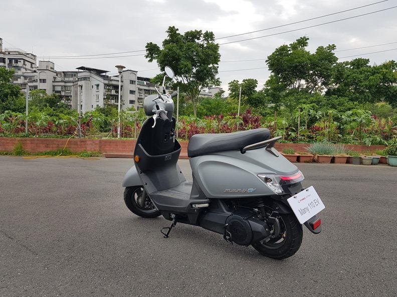 [實測]光陽 iONEX 電動機車體驗,還是比較適合短途代步 20180613_163931