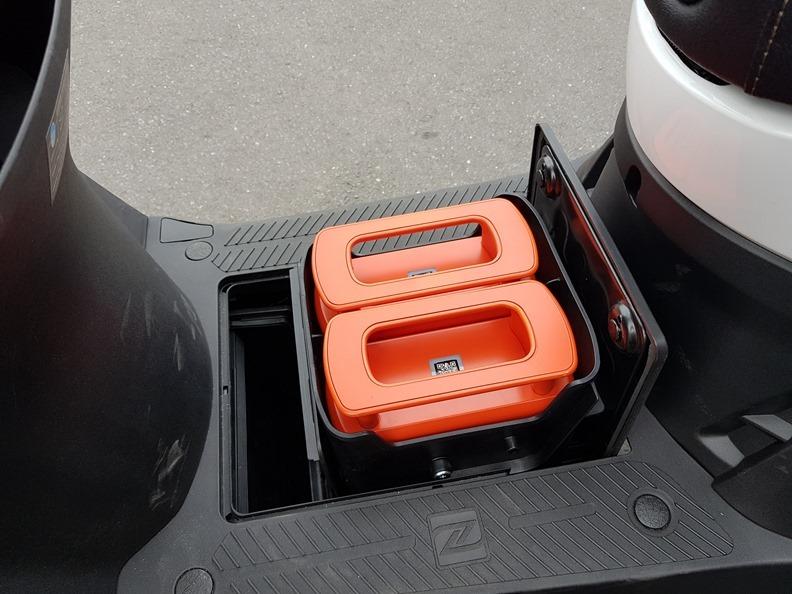 [實測]光陽 iONEX 電動機車體驗,還是比較適合短途代步 20180613_165907