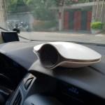 開箱/BRISE M1 車用空氣清淨機:8分鐘快速過車上異味、髒空氣