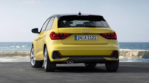 全新 2019 Audi A1 Sportback,帥氣登場! 2019-audi-a1-sportback-3