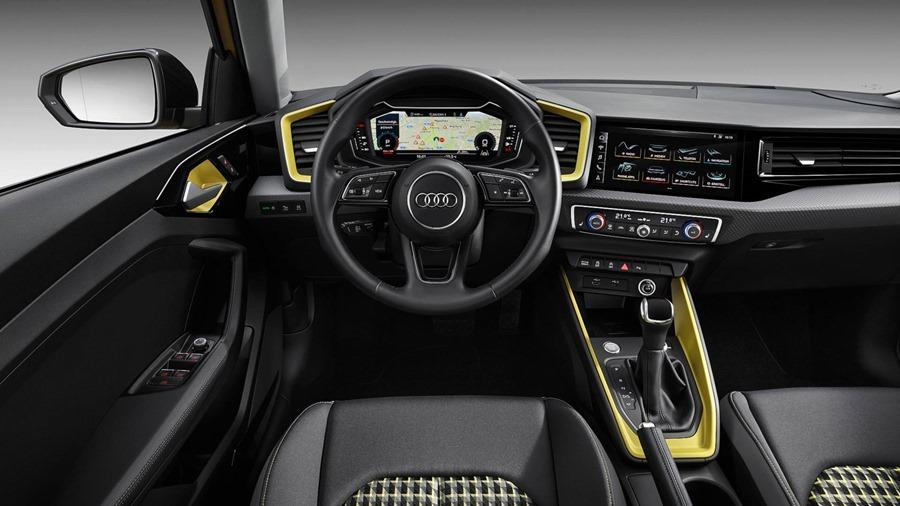 全新 2019 Audi A1 Sportback,帥氣登場! 2019-audi-a1-sportback-4