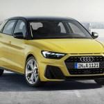 全新 2019 Audi A1 Sportback,帥氣登場!