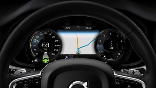 全新第三代 Volvo S60 正式發表,只有汽油與油電混合動力選項 230868-new-volvo-s60-r-design-interior-1