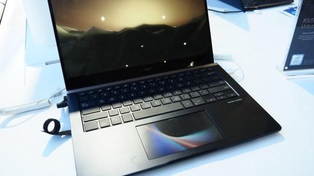 華碩「雙螢幕」筆電 ZenBook Pro 15,把觸控板變螢幕 6064245