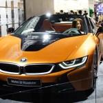 BMW 帶你看未來車樣貌,i8 Roadster 登場