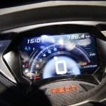 跟呆板的機車儀錶板說拜拜,宏佳騰首創機車智能儀表板