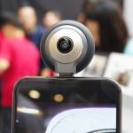 能輕鬆放進口袋的全景相機 - LyfieEye200 全景相機