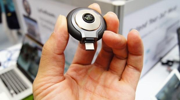 能輕鬆放進口袋的全景相機 - LyfieEye200 全景相機 DSC9931