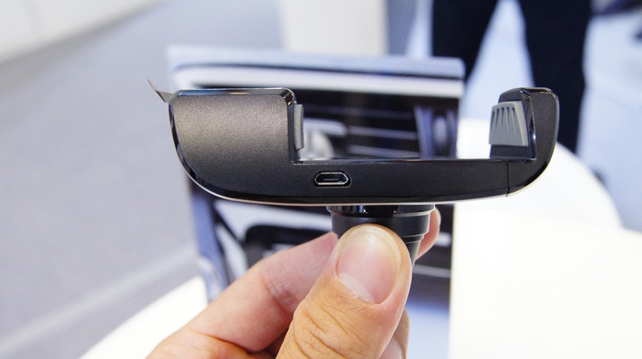 合錦光電展出車用藍牙手勢控制器,用手勢輕鬆控制車載多媒體系統 DSC9962