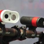 騎得安全,Computex 展出可低光錄影高畫質自行車燈與剎車感應自行車尾燈