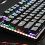 兼具工藝設計的德國 COUGAR 機械式極速銀軸電競鍵盤