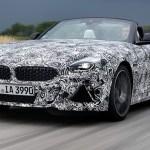 BMW 全新雙座跑車 Z4,預計將於 2019 年發售
