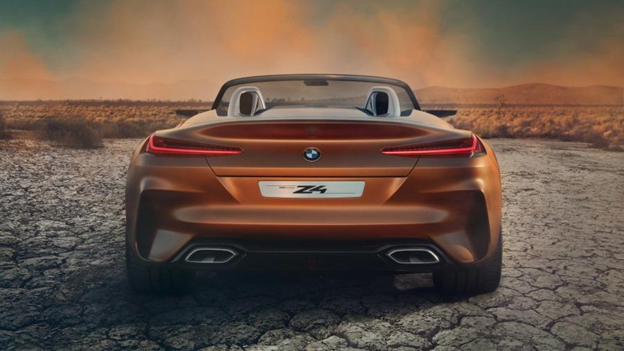 BMW 全新雙座跑車 Z4,預計將於 2019 年發售 bmw-dcc070-18-1