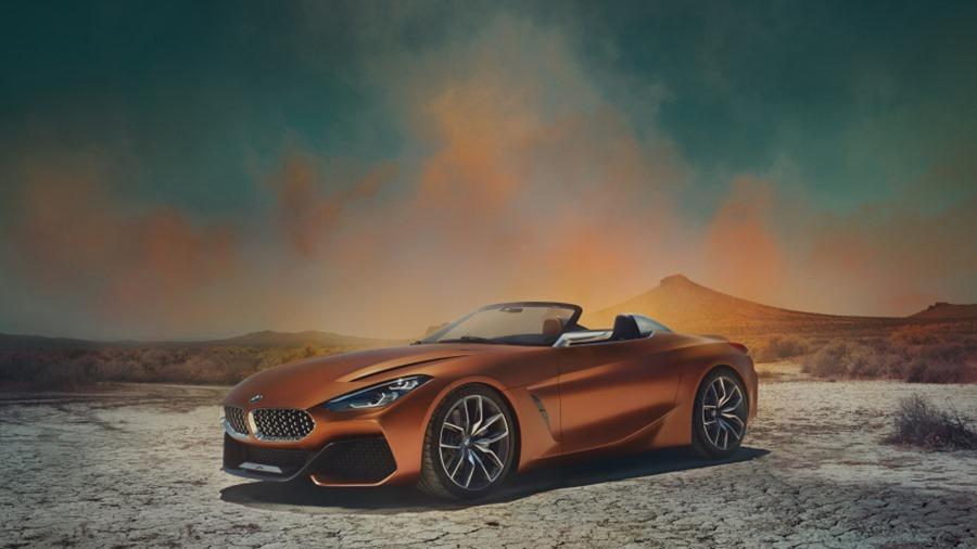 BMW 全新雙座跑車 Z4,預計將於 2019 年發售 bmw-dcc070-27-1