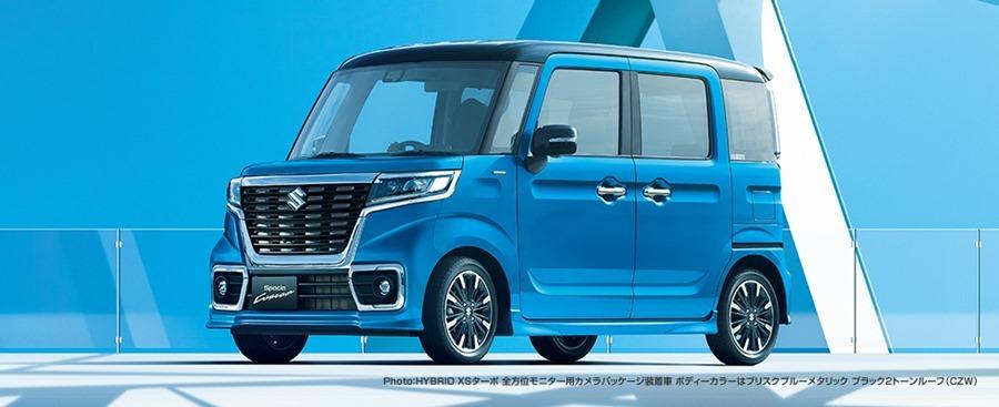 日本常見的 K-Car 小巧可愛,為什麼台灣買不到? h_styling2