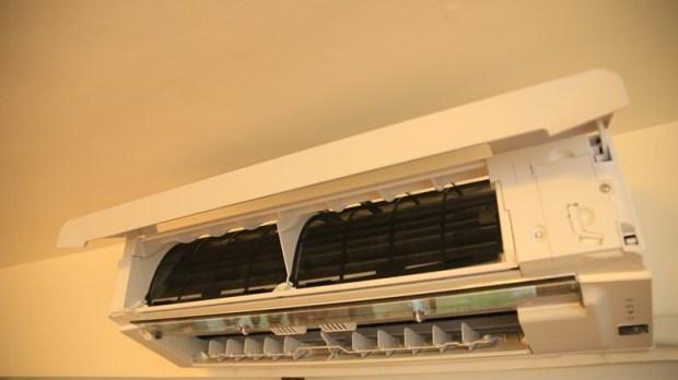 一機抵四台,夏普自動除菌變頻冷暖分離式空調開箱 (AY-40VAMH-W/AE-40VAMH) image027