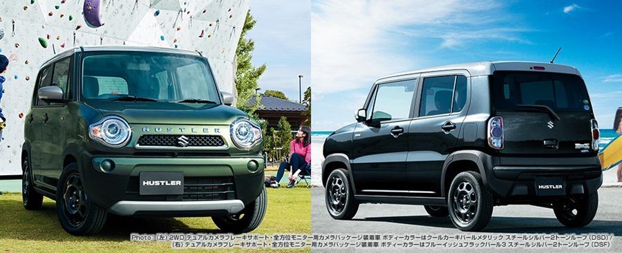 日本常見的 K-Car 小巧可愛,為什麼台灣買不到? styling2