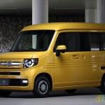 麵包車新選擇,Honda N-Van 搶攻日本輕型商用車市場