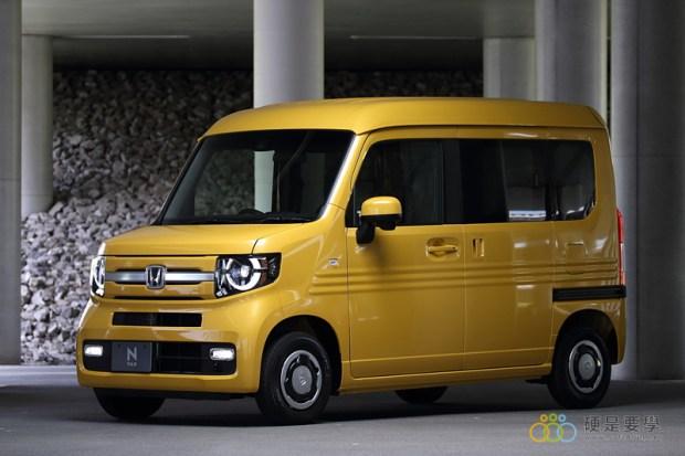 麵包車新選擇,Honda N-Van 搶攻日本輕型商用車市場 01_o