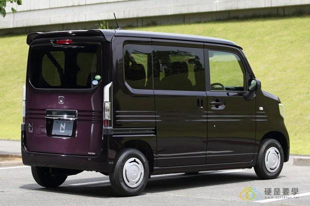 麵包車新選擇,Honda N-Van 搶攻日本輕型商用車市場 05_o