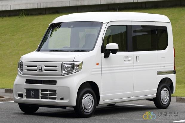 麵包車新選擇,Honda N-Van 搶攻日本輕型商用車市場 06_o