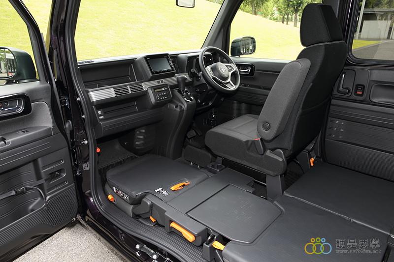 麵包車新選擇,Honda N-Van 搶攻日本輕型商用車市場 15_o