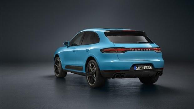 持續進化的猛虎,Porsche Macan 改款質感加成 2019-porsche-macan-blue-01-1
