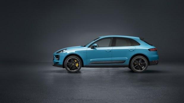 持續進化的猛虎,Porsche Macan 改款質感加成 2019-porsche-macan-blue-05-1