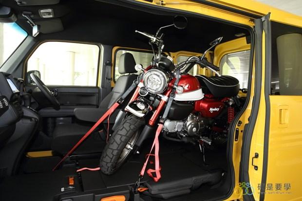 麵包車新選擇,Honda N-Van 搶攻日本輕型商用車市場 24_o