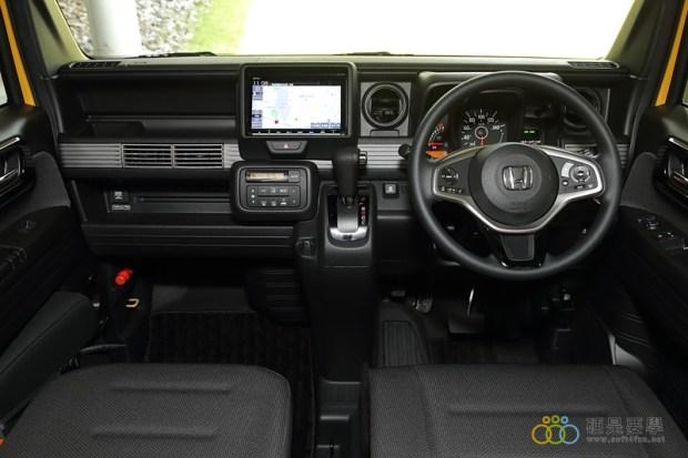 麵包車新選擇,Honda N-Van 搶攻日本輕型商用車市場 35_o