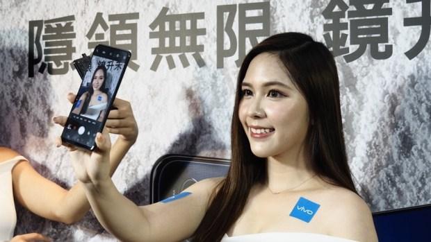 vivo NEX:今年最具科技感的旗艦手機正式上市 7264636