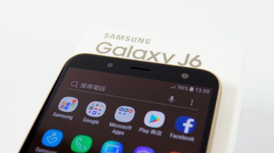 八千不到即可擁有,玩美自拍、超大全螢幕、高 CP 值的 Samsung Galaxy J6 DSC0398