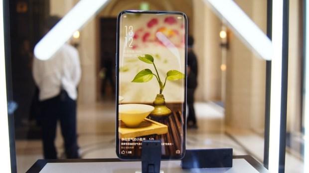 極致工藝完美展現,真正全螢幕手機 OPPO Find X DSC0917