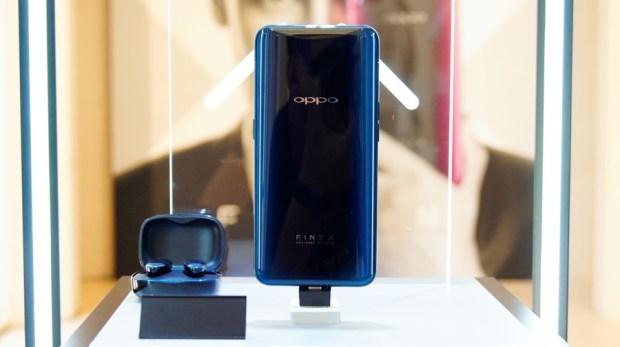 極致工藝完美展現,真正全螢幕手機 OPPO Find X DSC0933